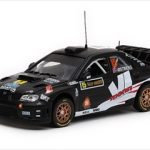 Subaru Impreza WRC07 #15  M.Ostberg/J.Andersson Swedish Rally 2010 1/43 Diecast Model Car by Vitesse