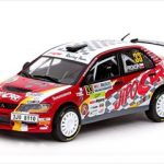 Mitsubishi Lancer IX #33 M.Procop/J.Tomahnek Rally New Zealand 1/43 Diecast Car Model by Vitesse