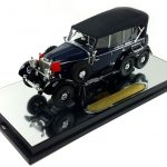 1938 Mercedes G4 Blue 1/43 Diecast Car Model by Signature Models