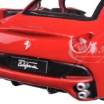 Ferrari California Red 1/32 Diecast Model Car by Bburago