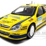 Citroen Xsara WRC PH Sport #25 G.Galli/Bernacchi 1/18 Diecast Car Model by Sunstar
