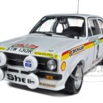 Ford Escort RS1800 #2 2007 Rally Portugal B.Waldegård/H.Thorszelius 1/18 Diecast Car Model by Sunstar