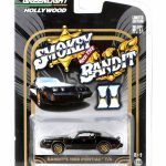 1980 Pontiac Firebird Trans Am Black Smokey And The Bandit II Movie Car 1/64 Diecast Model Car by Greenlight