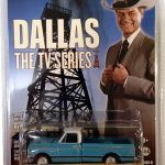 1970 Chevrolet C-10 Pickup Truck Dallas 1978-91 TV Series 1/64 Diecast Car Model by Greenlight