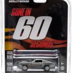 1967 Ford Mustang Custom Eleanor Gone in 60 Seconds Movie (2000) 1/64 Diecast Car Model by Greenlight