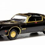 1980 Pontiac Trans Am Smokey and the Bandit II (1980) 1/64 Diecast Model Car by Greenlight