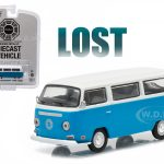 1971 Volkswagen Type 2 Bus (T2B) Lost TV Series (2004-2010) 1/64 Diecast Model  by Greenlight