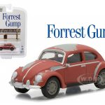 1961 Volkswagen Beetle Forrest Gump Movie (1994) 1/64 Diecast Model Car by Greenlight