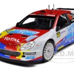 Citroen Xsara WRC #68 Y.Muller/G.Mondesir Rally de France Aslace 2010 1 of 888 Produced Worldwide 1/18 Diecast Model Car by Sunstar