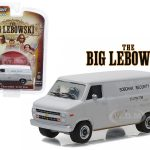 1985 Chevrolet G20 Van Sobchax Security The Big Lebowski (1998) 1/64 Diecast Model Car  by Greenlight