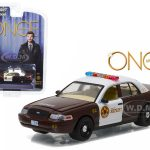 Sheriff Grahams 2005 Ford Crown Victoria Police Interceptor Storybrooke Once Upon a Time (2011-Current) TV Series  1/64 Diecast Model Car  by Greenlight