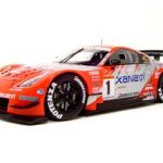 Nissan Fairlady Z JGTC 2004 Xanavi Nismo #1 Diecast Model 1/18 Die Cast Car By Autoart