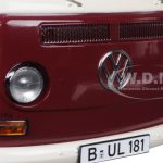 Volkswagen T2 Pickup with Soap Boxes Limited Edition to 1000pcs 1/18 Diecast Model  by Schuco