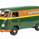 Volkswagen T1 Kasten Jagermeister Limited to 1000pc Worldwide 1/18 Diecast Model Car by Schuco