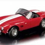 Shelby Cobra AC289 Red Limited Edition 1 of 500 Produced Worldwide 1/12 Diecast Model Car by Schuco