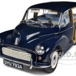 1963 Morris Minor 1000 Traveller Trafalgar Blue  Limited Edition 1 of 1500 Produced Worldwide 1/12 Diecast Model Car by Sunstar