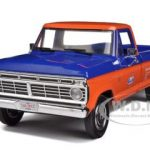 1973 Ford F-100 Style Side Pickup Gulf Oil Truck 1/25 Diecast Model by First Gear