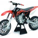 2014 KTM 450 SX-F Orange Dirt Bike Motorcycle 1/6 Diecast Model by New Ray
