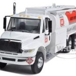 International Durastar Phillips 66 Gasoline Fuel Tanker 1/50 Diecast Model by First Gear