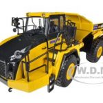 Komatsu HM400-3 Articulated Dump Truck 1/50 by First Gear