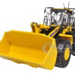 Komatsu WA500-7 Wheel Loader 1/50 Diecast Model by First Gear