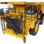 Komatsu 830E-AC Dump Truck 1/50 Diecast Model by First Gear