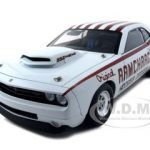 Dodge Challenger Super Stock Ramchargers 1 of 3000 Made 1/18 Diecast Model Car by Highway 61