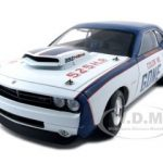Dodge Challenger Super Stock Color Me Gone 1 of 3000 Made 1/18 Diecast Model Car by Highway 61