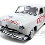 1951 Kaiser Henry J Thrillcade 1/18 Diecast Car Model by Sunstar