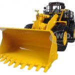 Komatsu WA900-3 Wheel Loader 1/50 Diecast Model by First Gear