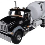 Mack Granite with Standard Mixer 1/50 Diecast Model by First Gear