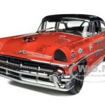 1956 Mercury MontClair Hard Top Russ Truelove Racing Car 1/18 Diecast Model Car by Sunstar