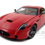 Ferrari 575 GTZ Zagato Super Elite Red 1/18 Diecast Model Car by Hotwheels