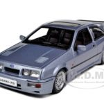 Ford Sierra RS Cosworth Moonstone Blue 1/43 Diecast Model Car by Autoart