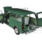 1963 Austin Mini Countryman Green 1/12 Diecast Model Car by Sunstar