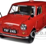 1960 Morris Mini Van Royal Mail Limited Edition 1 of 999 Produced Worldwide 1/12 Diecast Model Car by Sunstar