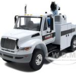 International DuraStar Service Truck Case IH Agriculture 1/50 Diecast Model by First Gear