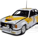Opel Ascona 400 #8 J.Kleint/G.Wanger Rally Monte Carlo 1980 1/18 Diecast Model Car by Sunstar