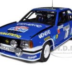 Opel Ascona 400 (PUBLIMMO) #11 1981 Rally Monte Carlo Anders Kulläng/Bruno Berglund Limited Edition 1 of 799 Produced Worldwide 1/18 Diecast Model Car by Sunstar