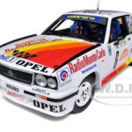 Opel Ascona 400 #6 1981 Rally San Remo Tony A.Fassina/Rudy R.Dalpozzo Limited Edition 1 of 799 Produced Worldwide 1/18 Diecast Model Car by Sunstar
