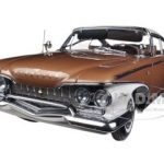 1960 Plymouth Fury Hard Top Caramel Metallic 1/18 Diecast Car Model by Sunstar