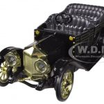 1911 Chevrolet Classic 6 Roadster Black 1/32 Diecast Car Model by New Ray