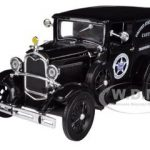 1931 Ford Model A US Marshalls Van 1/32 Diecast Model Car by New Ray
