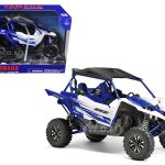 Yamaha YXZ 1000R Triple Cylinder Blue Buggy 1/18 Diecast Model by New Ray