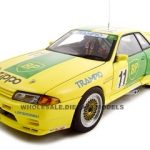Nissan Skyline GT-R R32 #11 Group A 1993 BP Oil Trampio 1/18 Diecast Model Car by Autoart