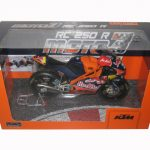 2013 Red Bull KTM RC 250 R Moto 3 Luis Salom #39 Motorcycle Model 1/12 by Automaxx