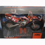 2014 Red Bull KTM 450 SX-F Ken Roczen #94 Dirt Motorcycle Model 1/12 by Automaxx