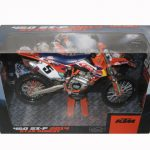 2014 Red Bull KTM 450 SX-F Ryan Dungey #5 Dirt Motorcycle Model 1/12 by Automaxx