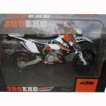 KTM 300 EXC Argentina 6 Days Dirt Motorcycle Model 1/12 by Automaxx