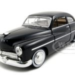 1949 Mercury Black 1/24 Diecast Model Car by Motormax